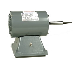 Single Spindle Pro-Series Polishing Motor
